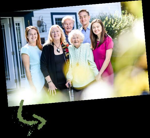The Tjosvold family
