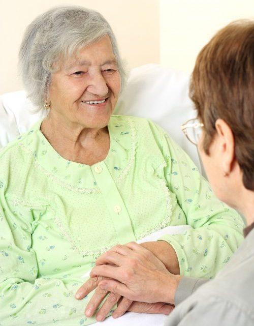 Senior Citizen Patient