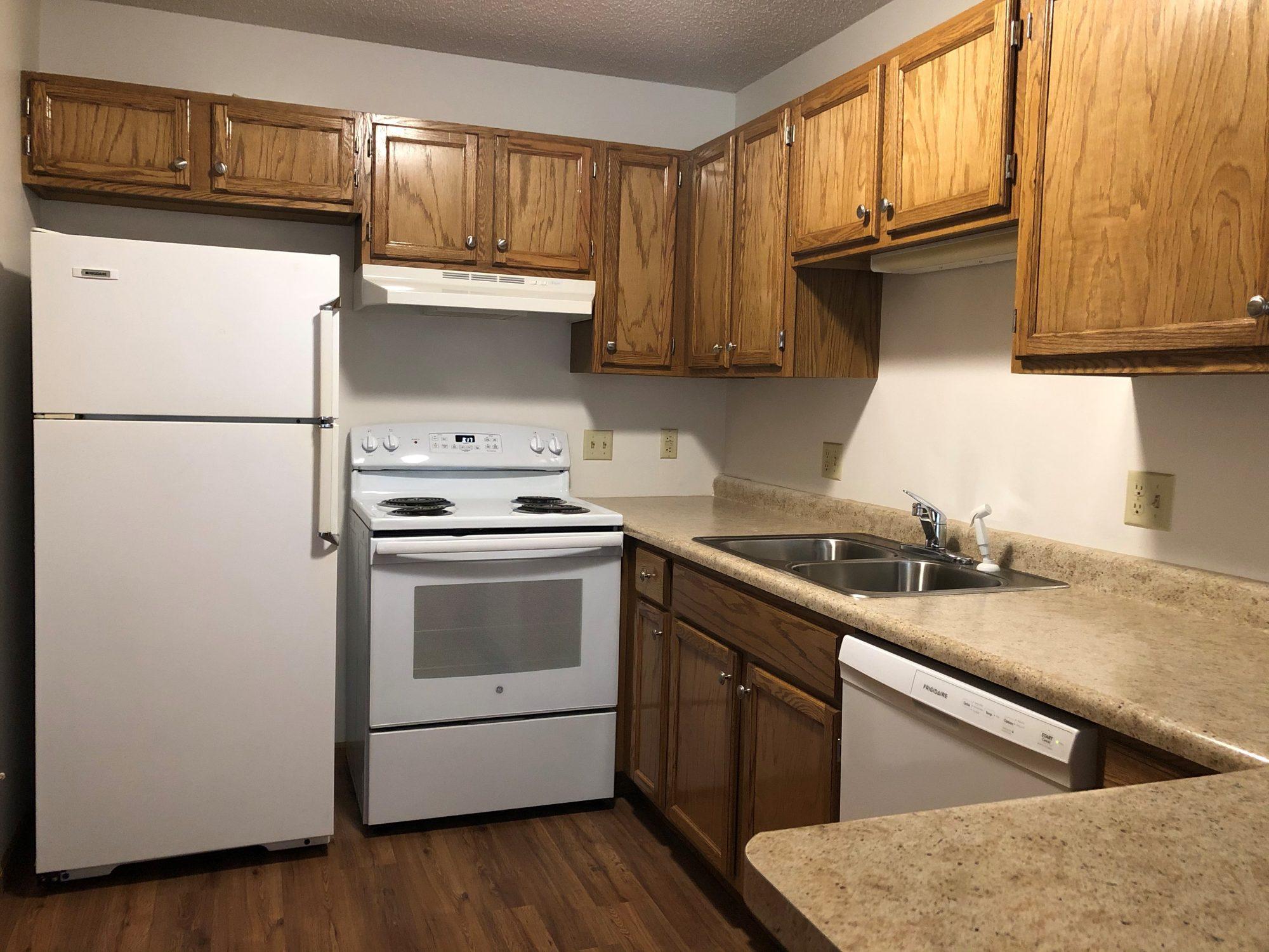 Villas of Caroline kitchen