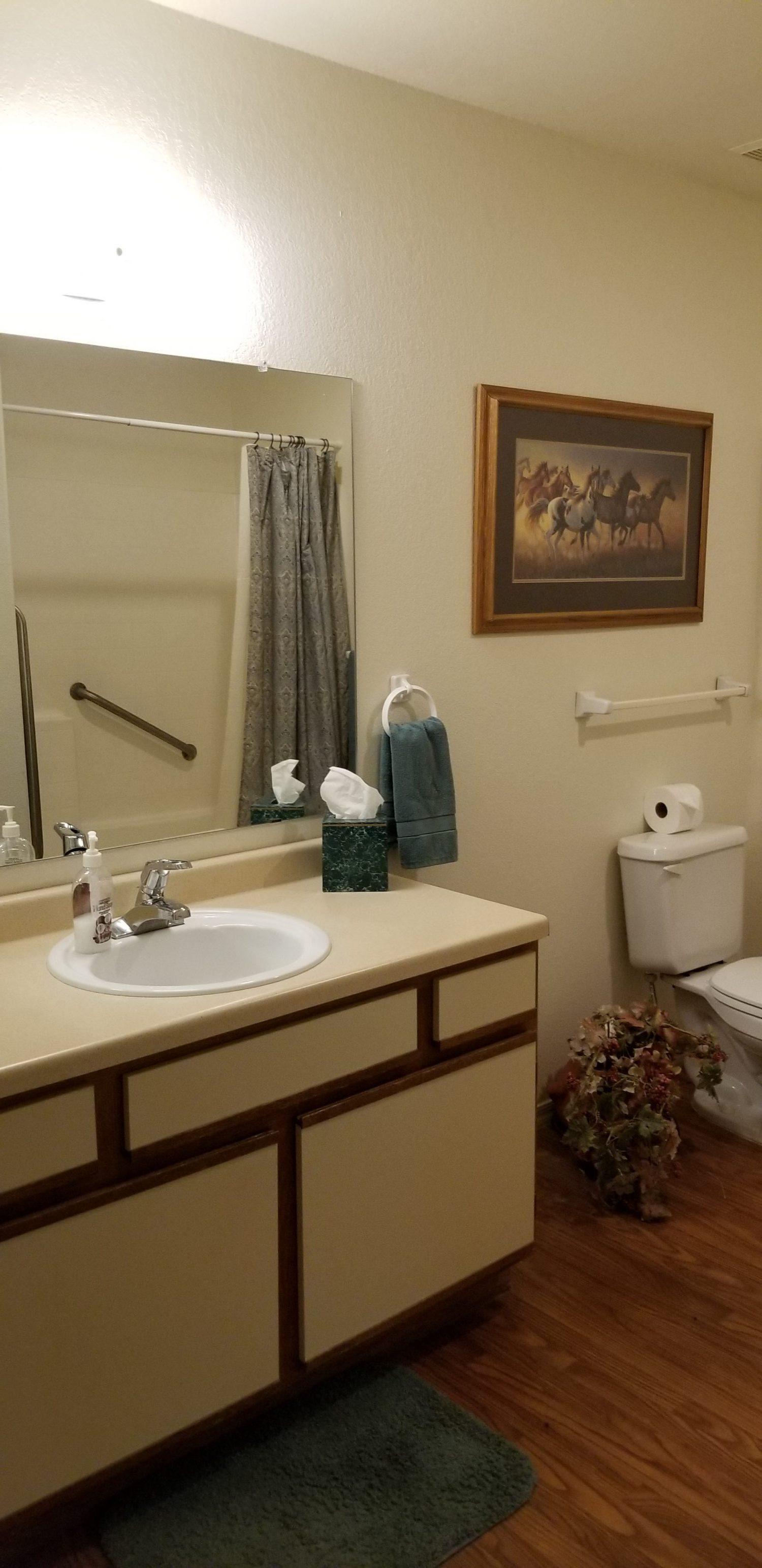 Villas by Mary T at Casa Grande bathroom