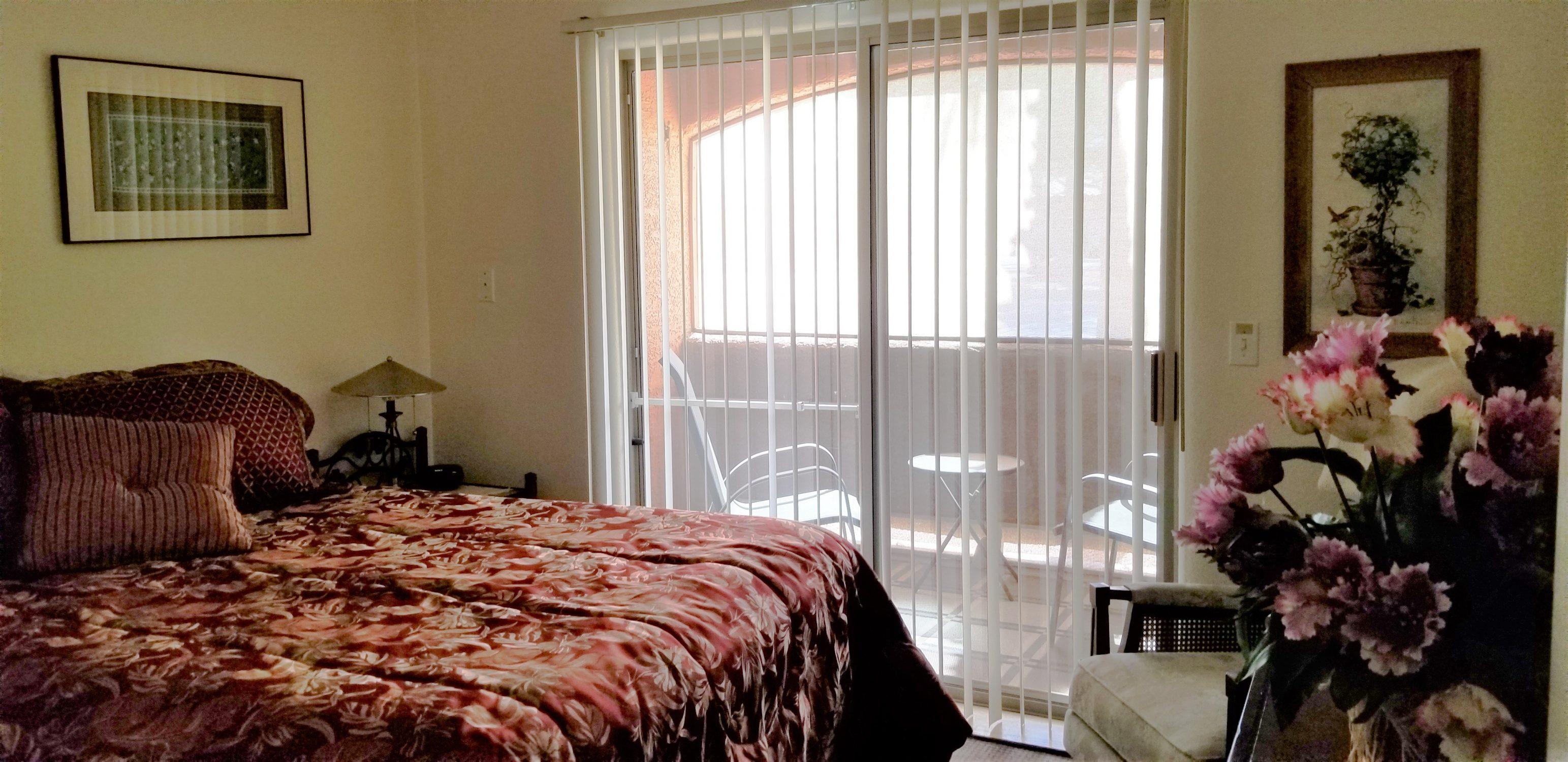 Villas by Mary T at Casa Grande bedroom