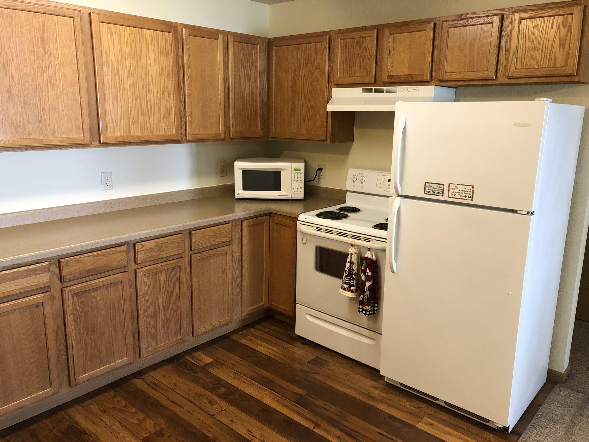 Villas of Sand Creek kitchen