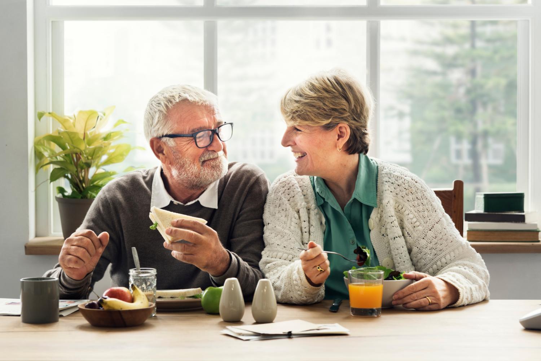 seniors in 55+ communities