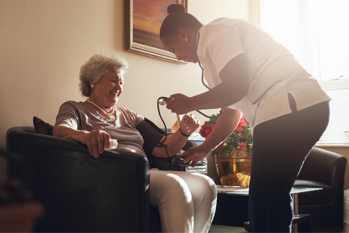 Nursing Home vs Assisted Living
