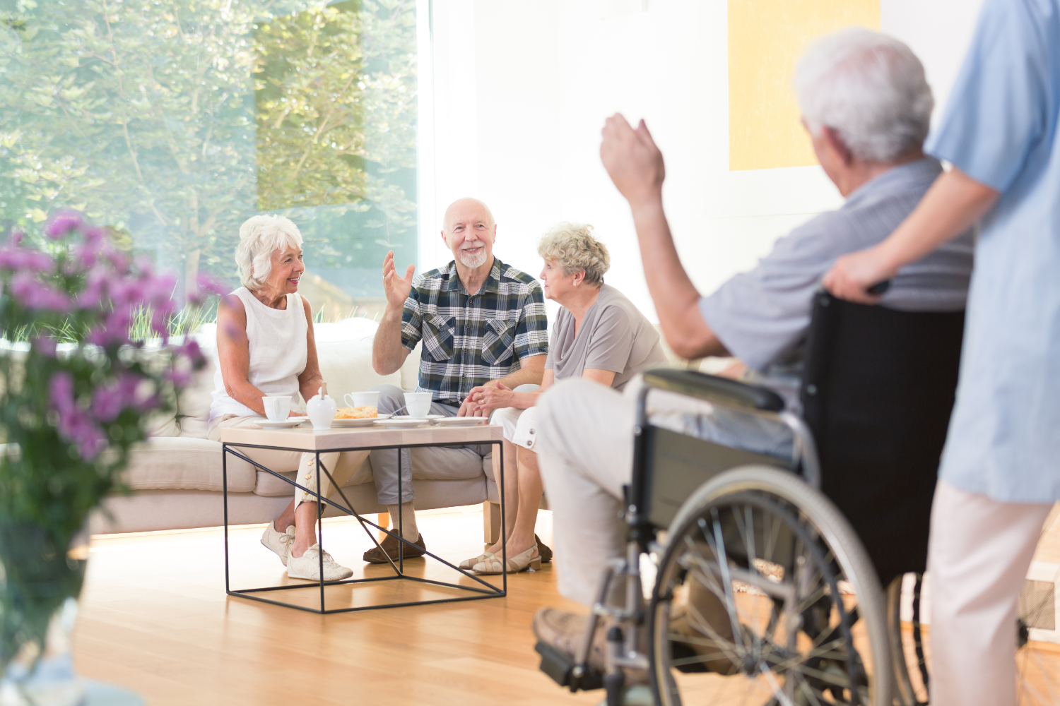 What Are the Pros and Cons of Assisted Living?