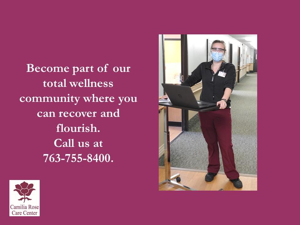 Camilia Rose Care Center slide 21