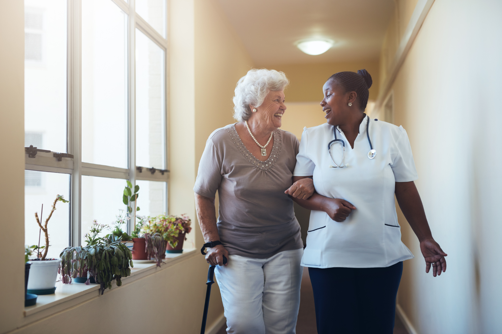 Working as an Assisted Living Nursing Assistant